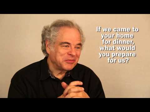 MEET THE PROS | Itzhak Perlman | Interview | Juilliard School | VC '20 Questions'