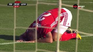 Левски - ЦСКА 2:2 /репортаж/