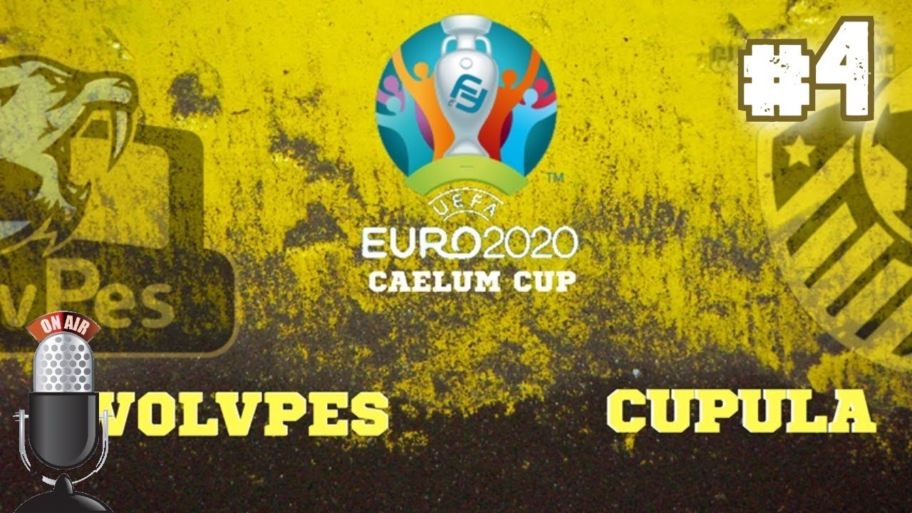 WolvPes vs Cupula   1/16 Caelum Cup 10 vs 10