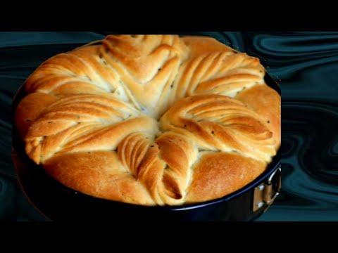 🍰 ኬክ የመሰለ ዳቦ በጣም በቀላል ዘዴ ||Ethiopian Food || Bread recipe