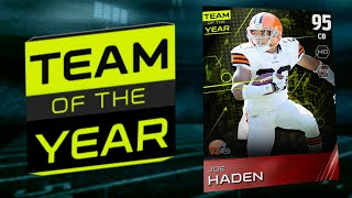 Team of The Year Pack! - MUT 15