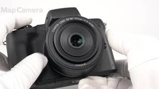Canon (キヤノン) EF-M22mm F2 STM 美…