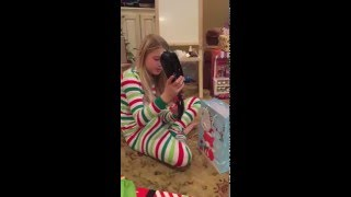 5th grader gets a corded phone for christmas