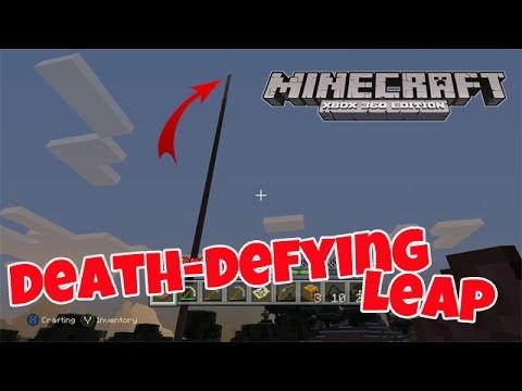 Death Defying Leap - Minecraft Xbox One Edition (Gameplay, Walkthrough)