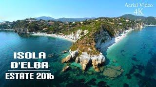 Isola d'Elba Vacanze 2016 Tributo all'Estate - Drone Video UHD