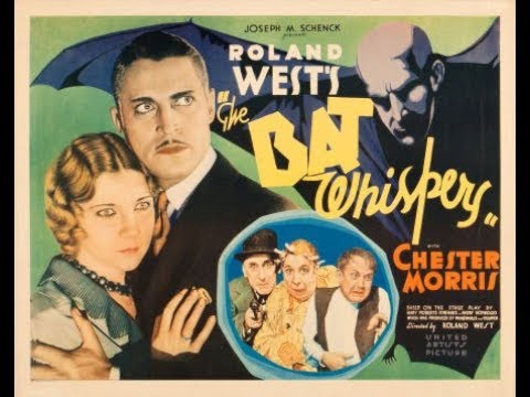 The Bat Whispers (1930) Chester Morris
