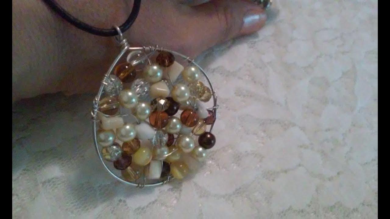 Collares Artesanales Collares De Perlas Collares De Perlas