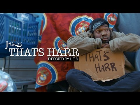JAQUAE - THAT'S HARR (Official Music Video) Directed by L.E.S
