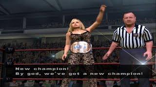 WWE Smackdown vs Raw Trish Stratus Season Mode Part 4
