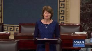 Senators Collins & Murkowski and WH Press Secretary Spicer on Betsy DeVos nomination (C-SPAN)