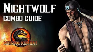 Nightwolf Combos in 60 Seconds – Mortal Kombat 9