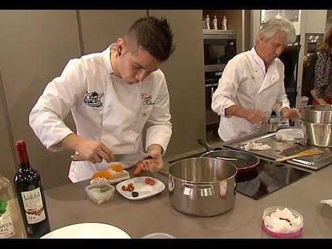 Show Cooking con Carlos Maldonado