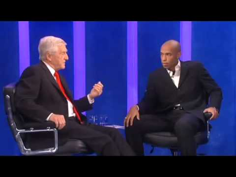 Thierry Henry interview on Parkinson