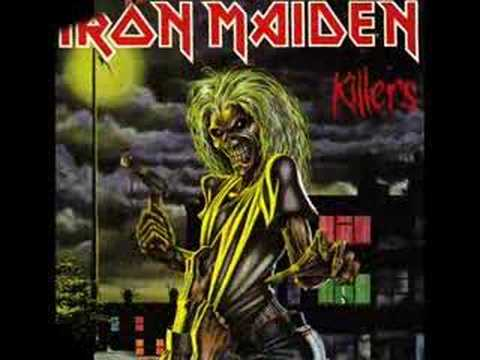Iron Maiden-I've Got The Fire (Paul Dianno Version)
