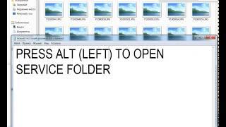 Почему не показывает фото/картинки компьютере/ Why doesn't it show photos/pictures on the computer
