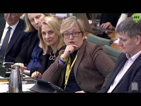 Joanna Cherry asks Tory minister question 3 TIMES about Seaborne Freight contract