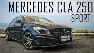 MERCEDES CLA 250 SPORT 4MATIC -  TESTE COMPLETO - SOLER REVIEW - EP76