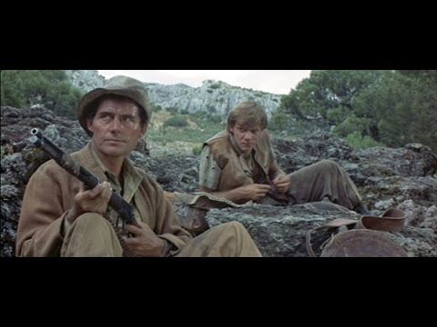 Figures in a Landscape (1970) with Malcolm McDowell, Henry Woolf, Robert Shaw Movie