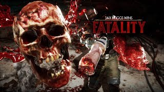 Mortal Kombat 11 All Secret Fatalities / Secondary Fatalities / Hidden Fatalities - All Characters