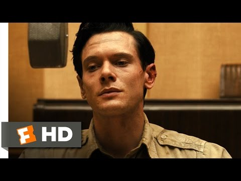 Unbroken (7/10) Movie CLIP - Hello Mother and Father (2014) HD