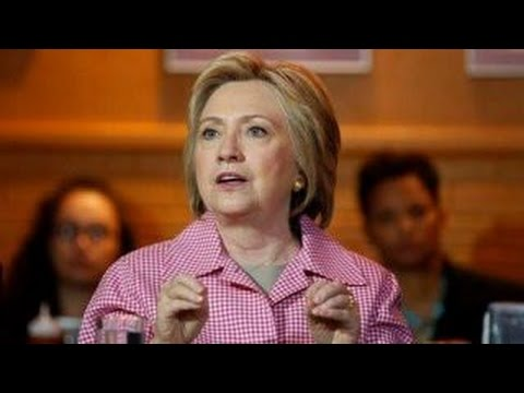 Press rips Hillary over email