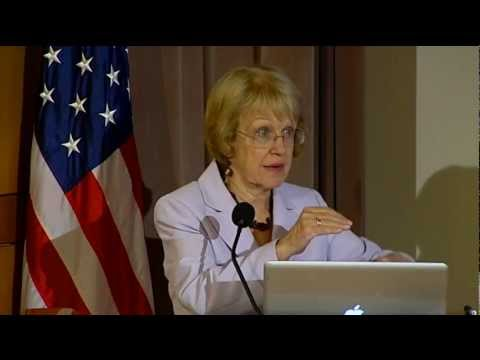 "Dr. Norma M. Allewell Delivers Remarks on ""From Proteins to the Pacific"""