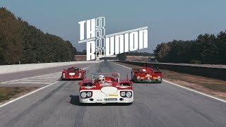 Alfa Romeo Tipo 33: The Racers' Reunion