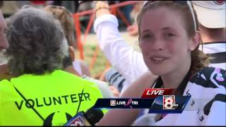 WMTW's Mallory Brooke completes 6th Tri For A Cure