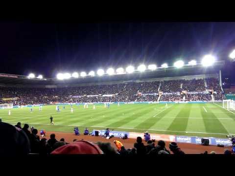 Delilah Stoke 3 - 2 Chelsea December 2013