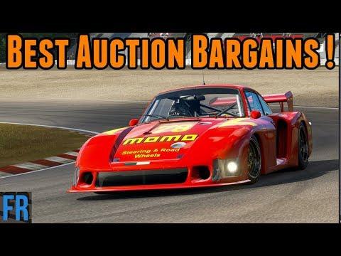 Best Auction Bargains ! - Forza Motorsport 7