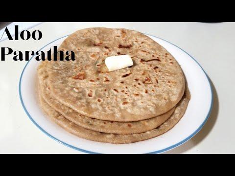 Aloo Paratha|aloo ka paratha| Alu paratha recipe. - YouTube