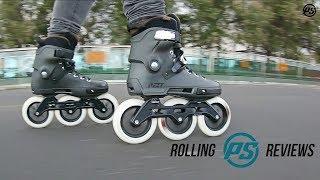Powerslide Next 125 Pro skates - Rolling Reviews