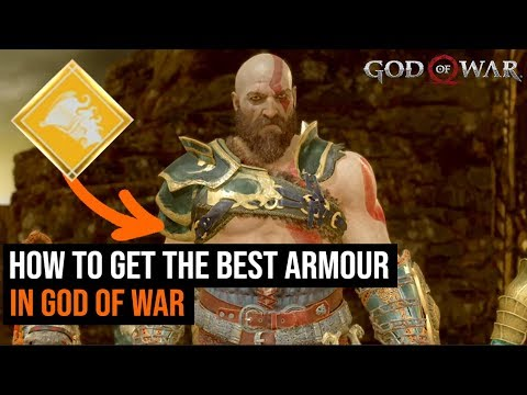 How To Get The Best Armour in God of War - Mist armour guide