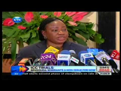 News: Bensouda threatens to report Kenya to ICC