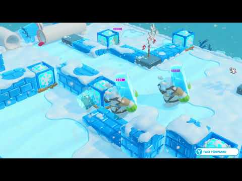 Mario + Rabbids Kingdom Battle - Nintendo Switch Gameplay - World 2-8 - Call of Sherbet Mountain