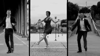 Bye Bye Blackbird by SLYDE - Edwige Larralde, Dorel and Costel Surbeck - Tap Dance