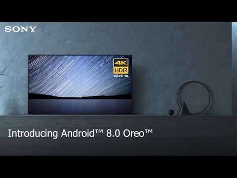 Introducing Android™ 8 0 Oreo™ on Sony's Android TV - YouTube