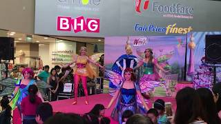 Winx Club Christmas Live Show (Finale)  at The Seletar Mall, Singapore!