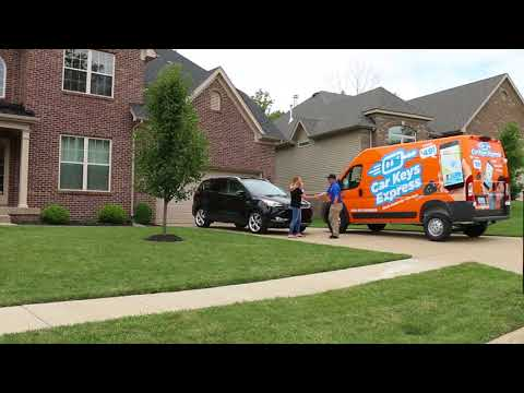 Car Keys Express  - Key Delivery Service