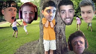 THE SQUAD PLAYS HIDE AND SEEK! #6
