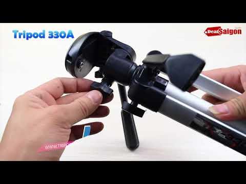 Chân máy ảnh rẻ nhất thị trường Tripod TF-303a