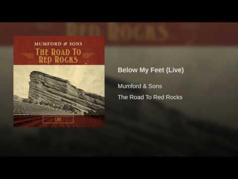 Below My Feet (Live)