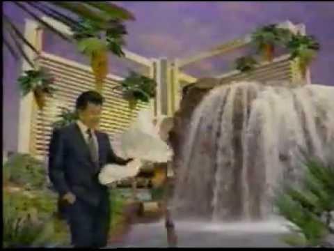 Mirage Resort Las Vegas Coming Soon 1989 Youtube