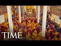 Tenzin Gyatso, The 14th Dalai Lama, On Relations With China, Inner Peace & More | TIME