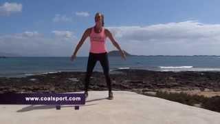 Riscaldamento Super Dolce con Jill Cooper