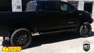 Toyota Tundra 2010 Build by 4 Wheel Parts Cleveland, OH