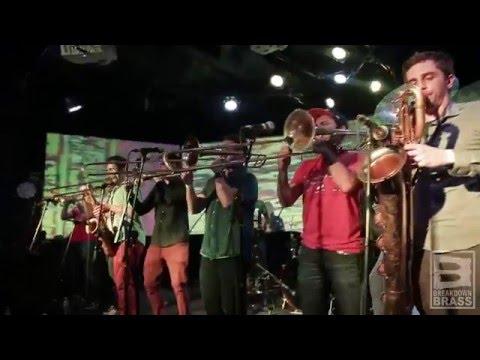 """Breakdown Brass - """"Harrow"""" OFFICIAL VIDEO"""