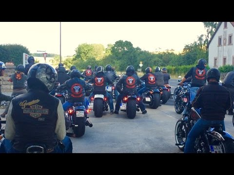 Sixty Harley Davidson Breakout Riding