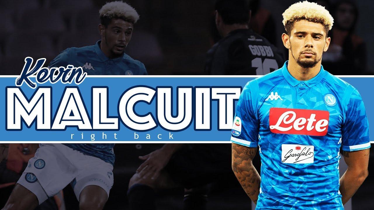 Kévin Malcuit ● SSC Napoli ● Right Back ● SSC Napoli ● Highlights
