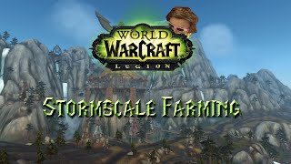 Legion: Stormscale Skinning Guide